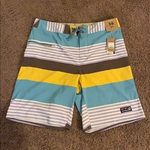 Patagonia Wavefarer Stretch Boardshorts 36""